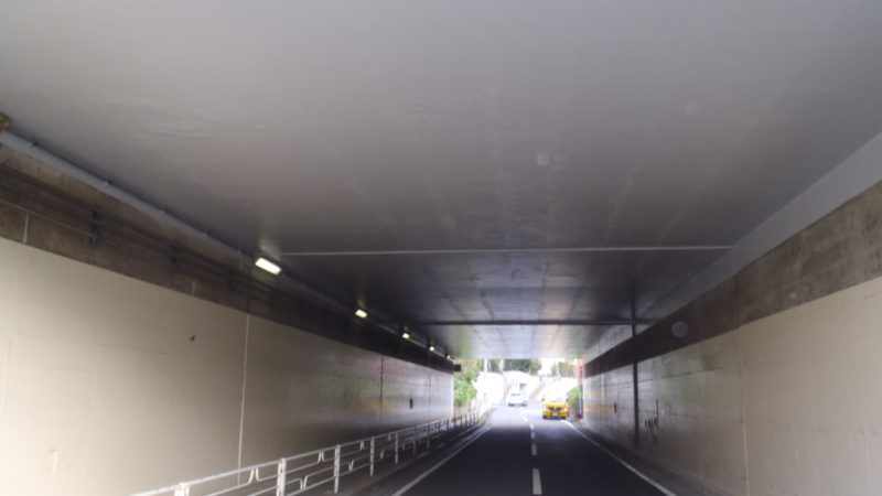 川崎C-BOX コンクリート剥落防止工事