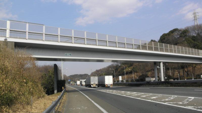 道正橋コンクリート剥落防止工事