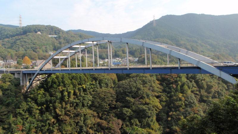 桂橋塗装工事