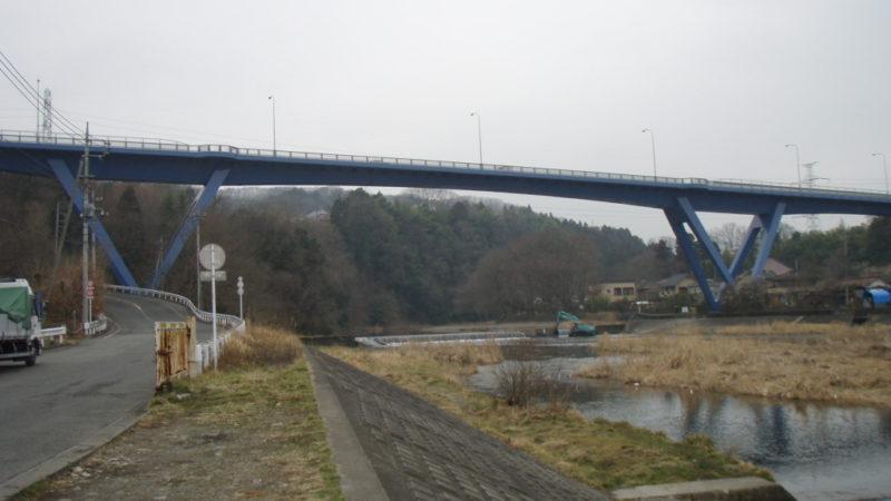 山田大橋塗装工事