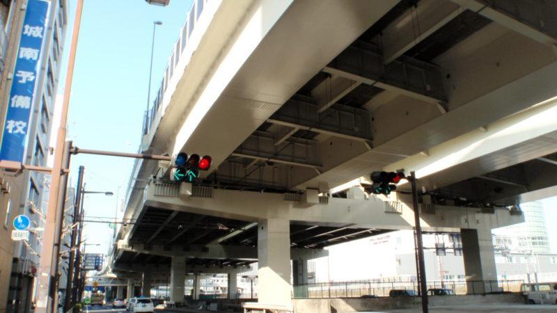 (改)道路構造物予防保全対策工事3-2 塗装工事