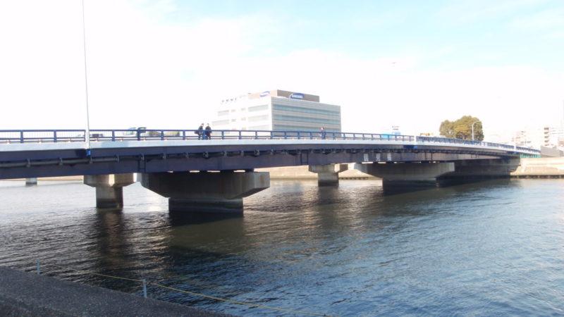 鶴見橋塗装工事