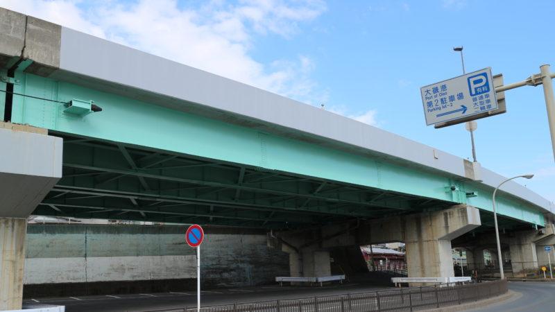 H29小余綾高架橋塗装工事 完了のお知らせ